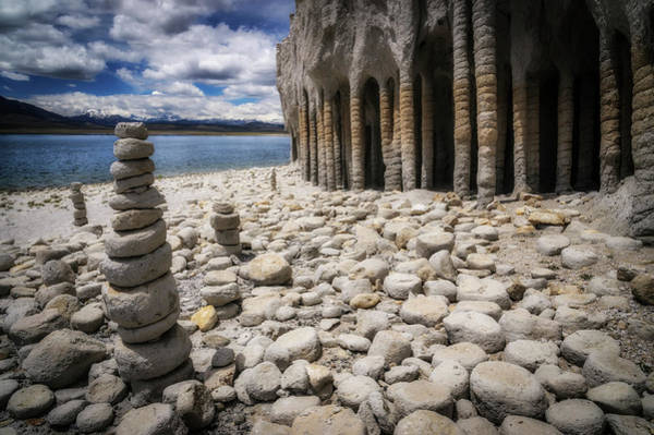 Wall Art - Photograph - Crowley Columns by Cat Connor