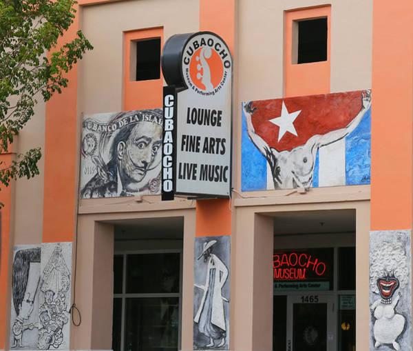 Photograph - Cubacho Lounge by Dart and Suze Humeston