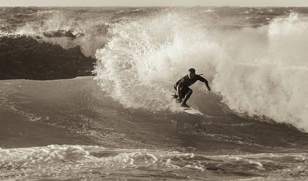 Photograph - Curl by Alex Lapidus