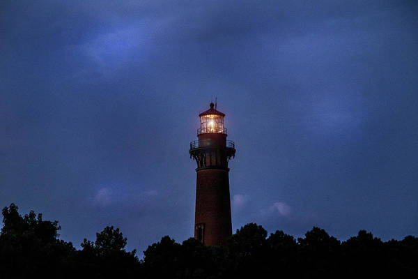 Photograph - Currituck Lighthouse by Don Johnson