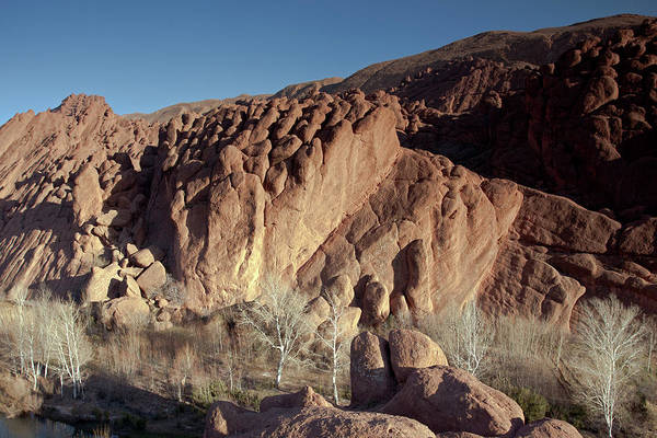Photograph - Dades Valley by Aivar Mikko