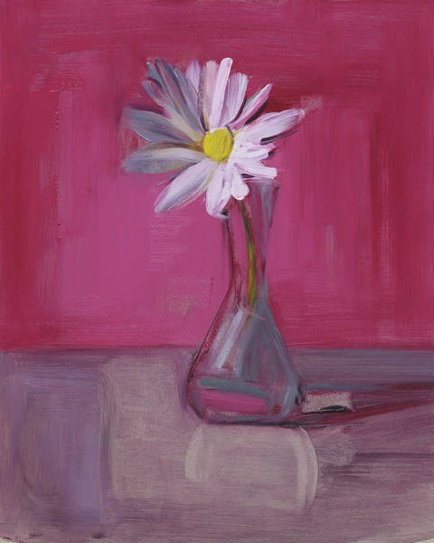 Painting - Daisy by Chris N Rohrbach