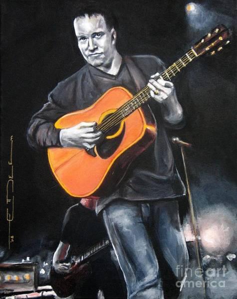 Dave Mathews Band Art Print