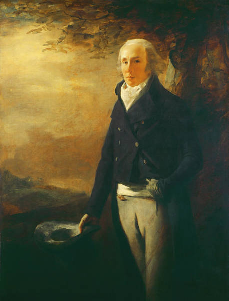 Painting - David Anderson by Sir Henry Raeburn