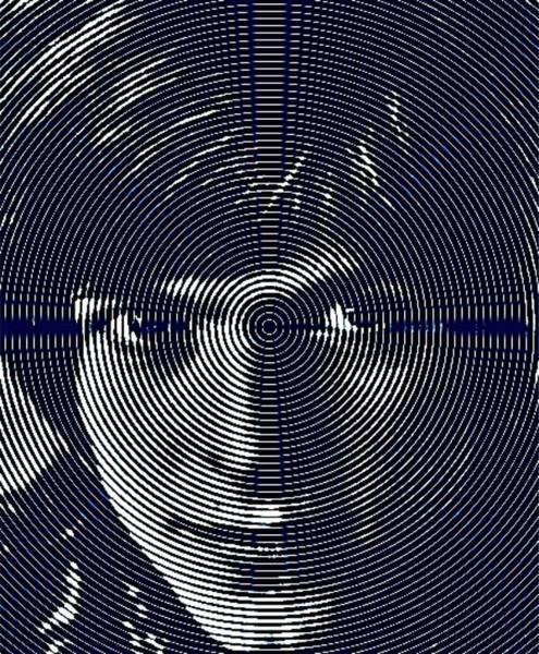 David Bowie By John Springfield Art Print