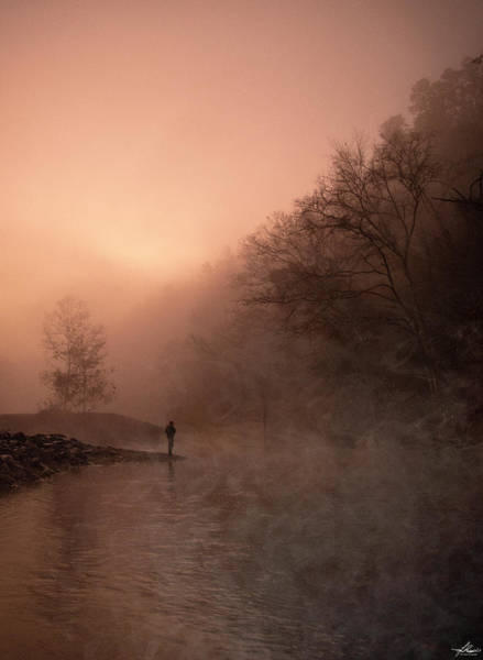 Photograph - Dawn On The Lower Mountain Fork River by Philip Rispin