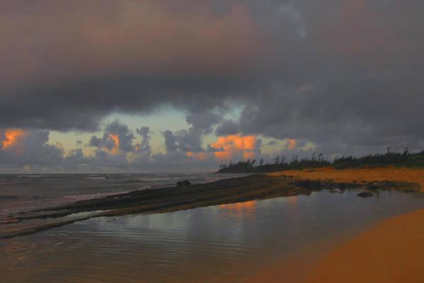 Wall Art - Photograph - Dawn Reflections - Kauai by Stephen  Vecchiotti