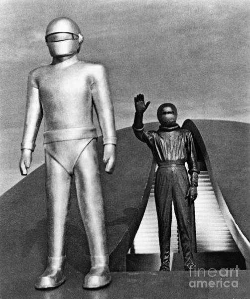 Wall Art - Photograph - Day The Earth Stood Still by Granger
