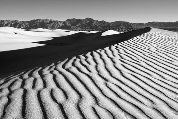 Photograph - Death Valley by Mike Irwin