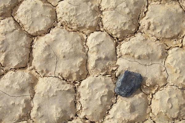 Death Valley Mud Art Print