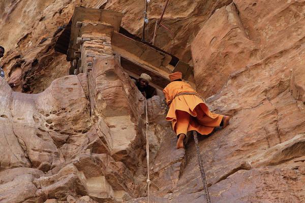 Photograph - Debre Damo Monastery Ethiopia by Aidan Moran