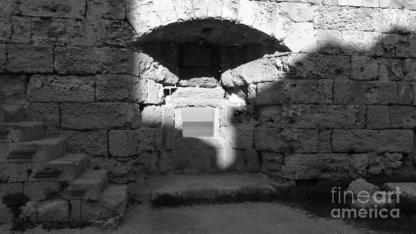 Photograph - December Light On Rhodos / Greece by Karina Plachetka