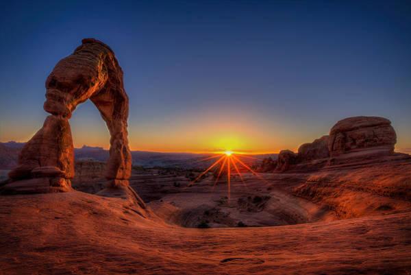 Photograph - Delicate Sun by Ryan Smith