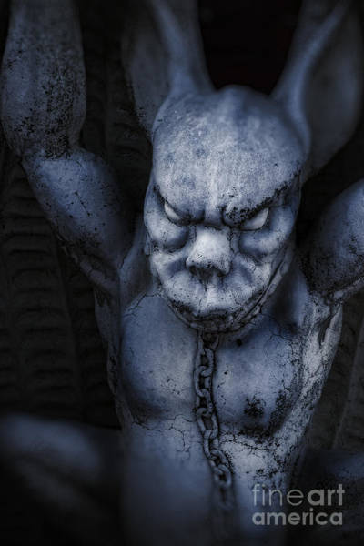 Slavery Photograph - Demon by HD Connelly
