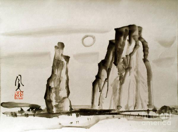 Desert 15050050fy Art Print