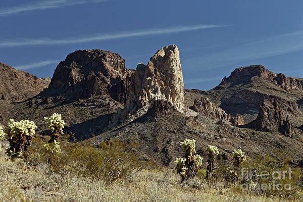 Wall Art - Photograph - Desert Rocks by Rick Mann