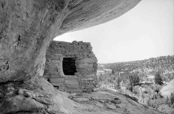 Wall Art - Photograph - Desert Ruin by Jamie Hogan