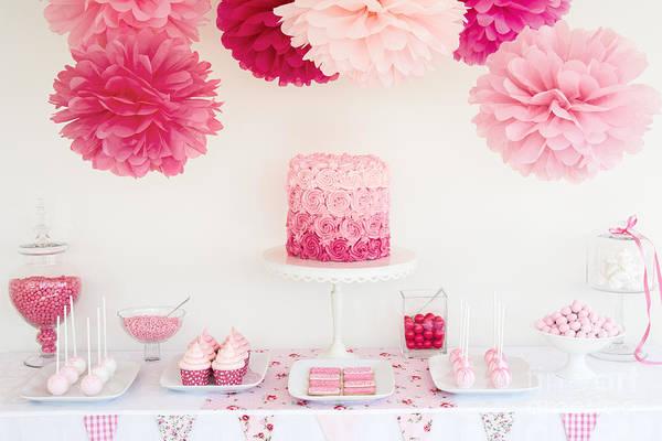 Wall Art - Photograph - Dessert Table by Ruth Black