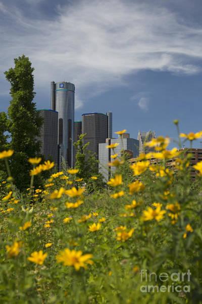 Photograph - Detroit by Jim West