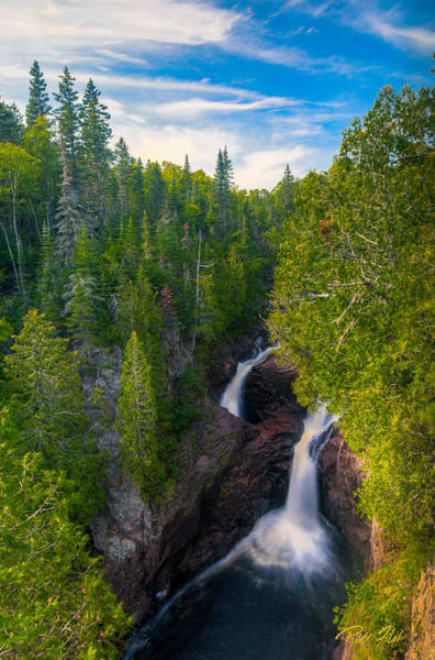Photograph - Devil's Kettle  by Rikk Flohr