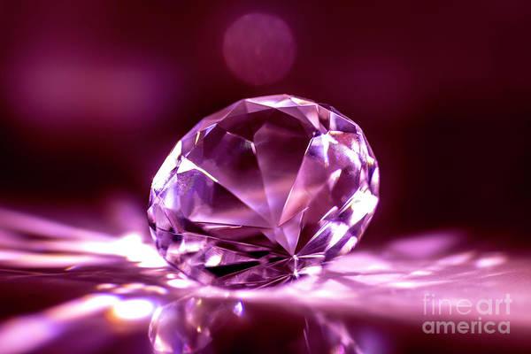 Photograph - Diamond  by Mats Silvan