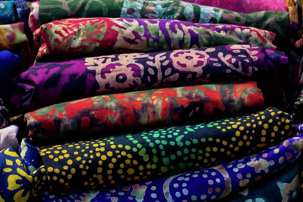 Pride Festival Photograph - Diwali Festival Nyc 2017 Fabric by Robert Ullmann
