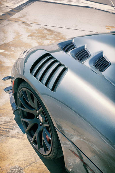 Photograph - #dodge #acr #viper #print by ItzKirb Photography