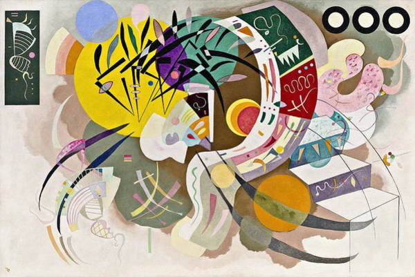 Endless Painting - Dominant Curve by Wassily Kandinsky