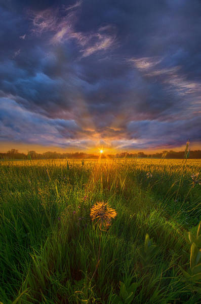 Photograph - Don't Stop Believin by Phil Koch
