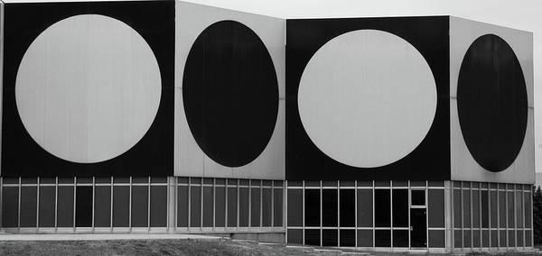 Photograph - Dot Building by Matthew Bamberg