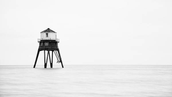 Wall Art - Photograph - Dovercourt Lighthouse by Nigel Jones