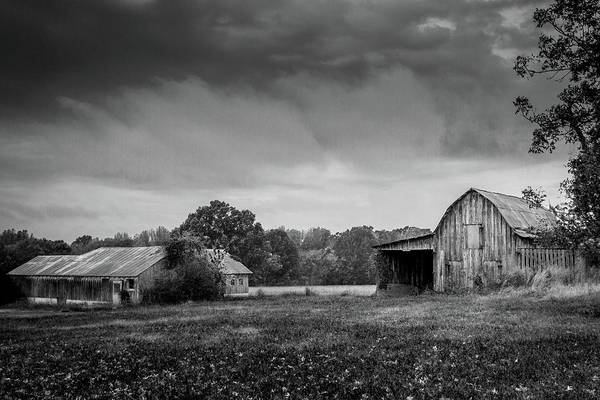 Photograph - Farm Country - Rural Landscape by Barry Jones