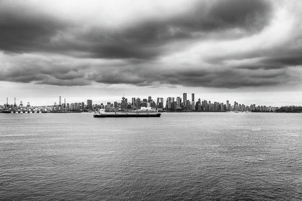 Photograph - Downtown Vancouver by Ross G Strachan