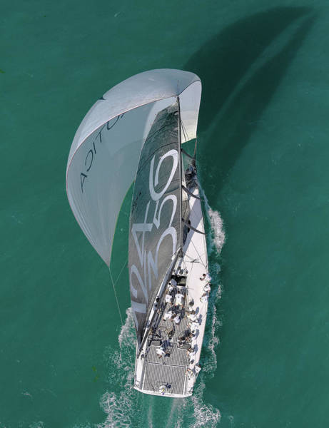 Photograph - Downwind Aerial by Steven Lapkin