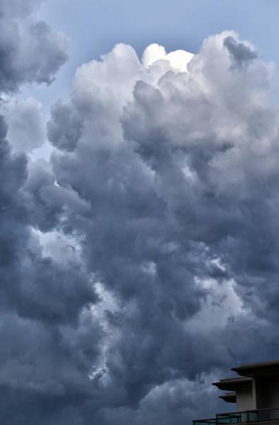 Southern Ontario Photograph - Dramatic Sky by Maria Keady