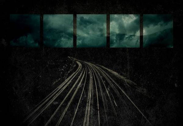 Photograph - Drifting by Mark Ross