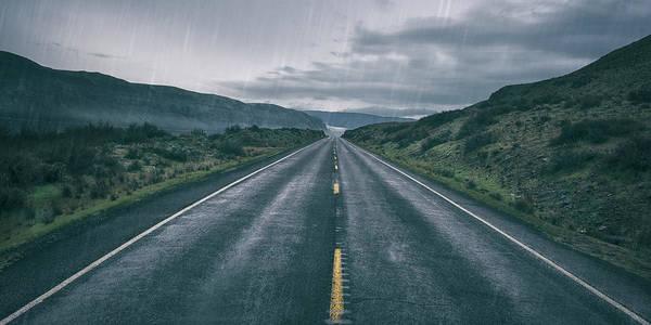 Wall Art - Photograph - Driving Rain by Robert Fawcett