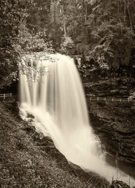 Photograph - Dry Falls-sepia by Joye Ardyn Durham