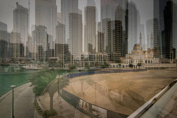 Photograph - Dubai Marina  by Jay Anne Boza
