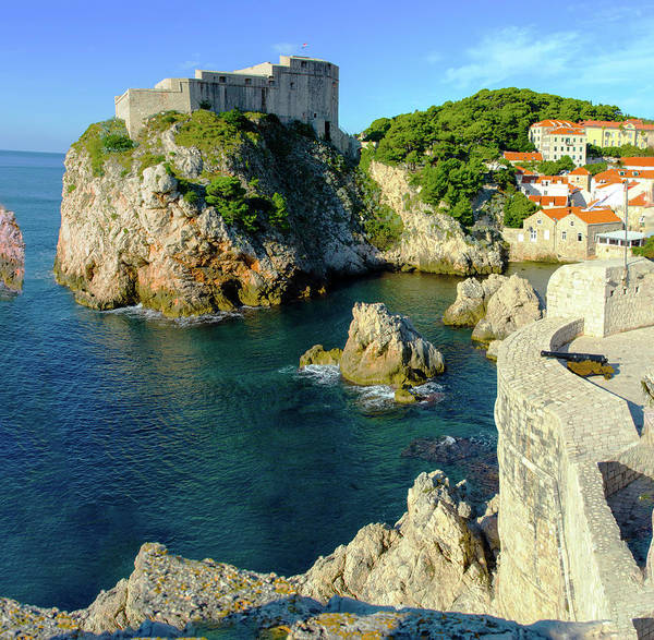 Wall Art - Photograph - Dubrovnik, Croatia #3 by Richard Henne