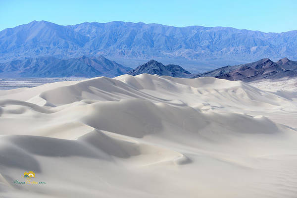 Photograph - Dumont Dunes 15 by Jim Thompson