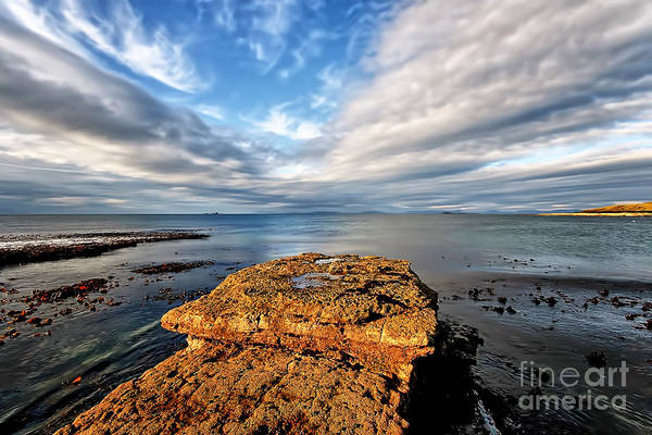 Wall Art - Photograph - Duntulm by Smart Aviation