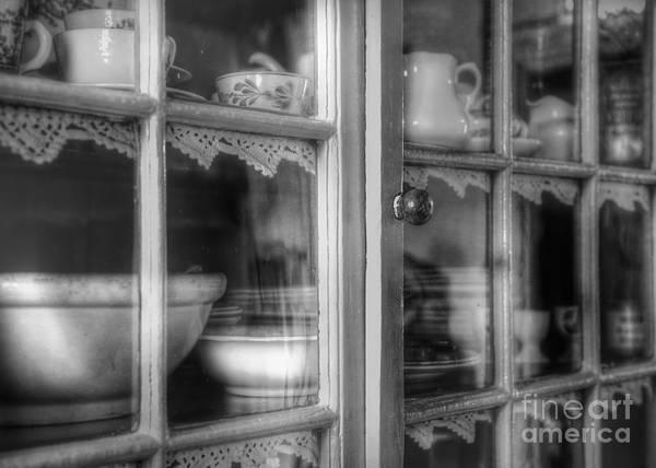 Photograph - Dutch Cupboard by Carol Groenen