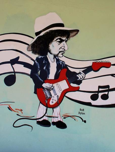 Wall Art - Photograph - Dylan by Rob Hans