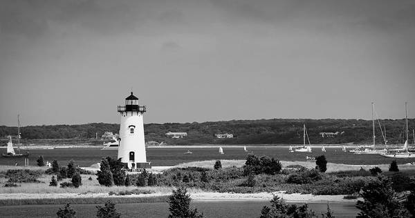 Wall Art - Photograph - Edgartown Lighthouse - Martha's Vineyard by Mountain Dreams