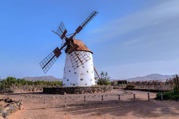 Windmill Island Photograph - El Cotillo - Fuerteventura by Joana Kruse