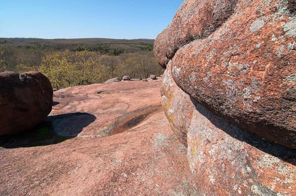 Photograph - Elephant Rocks by Steve Stuller