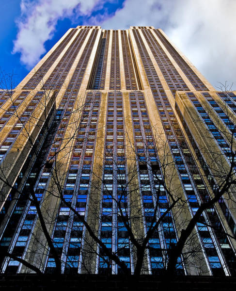 Wall Art - Photograph - Empire State Building by Patrick  Flynn