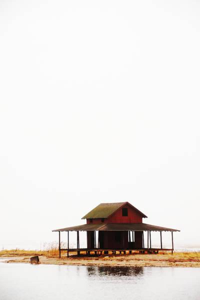 Desolation Photograph - Empty by Karol Livote