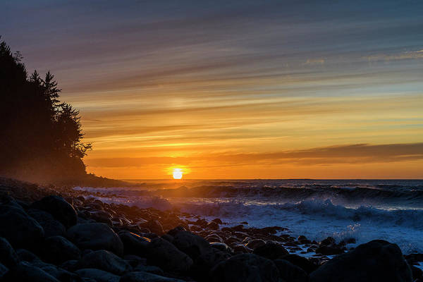 Photograph - End Of Day by Robert Potts